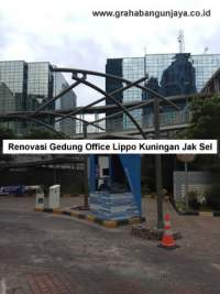 Proyek Tiket Booth Mobil Gedung Lippo